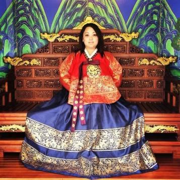 Becoming the Korean Queen