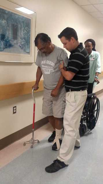 Physical Therapy with Steve (Alvarado Rehab)