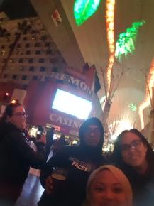 Were having fun at Freemont!!