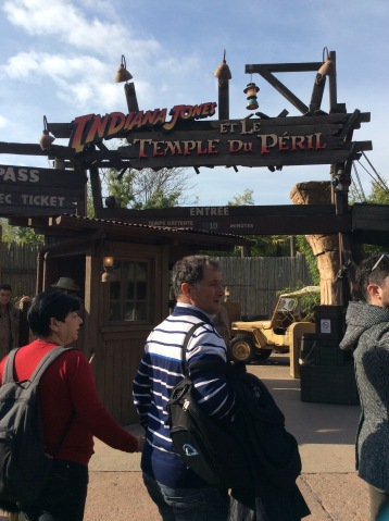 Entrance of Temple of Peril