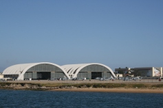 Naval Helicopter Hangars